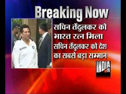 Sachin Tendulkar to get Bharat Ratna: PMO