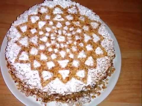 Как испечь бисквитный торт дома фото