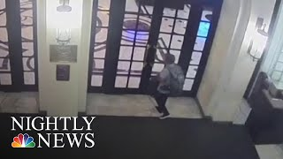 New Video Shows Suspected Bomber Moments Before Sri Lanka Attacks | NBC Nightly News