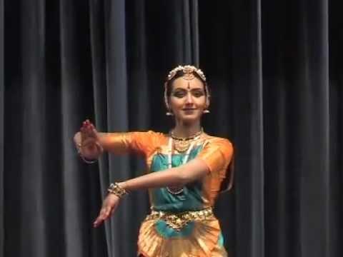 Bharatanatyam- Shiva Mangalashtakam video
