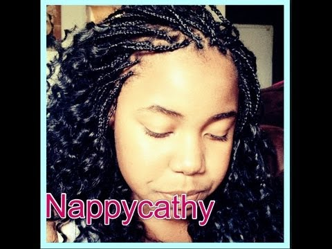 Pick N Drop Braids By Nappycathy Youtube