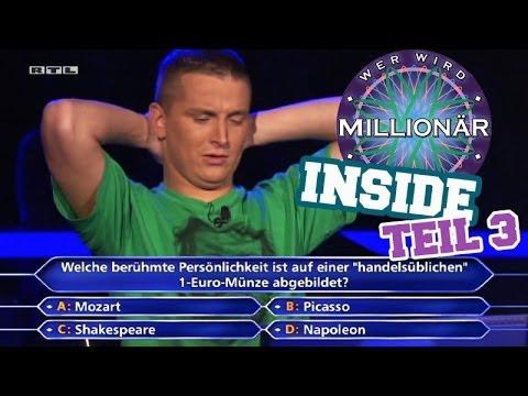 Meine Wer Wird Millionär Fragen - WWM Inside (3/5)