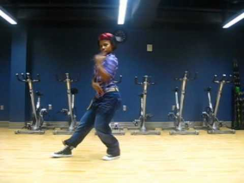Poker Face Dance Tutorial - YouTube