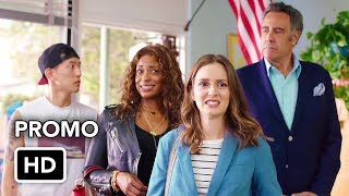"Single Parents (ABC) ""Parenting Ain't Easy"" Promo HD - Leighton Meester, Taran Killam comedy series"