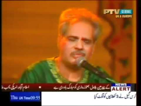 Khuda Hum Ko Aisi Khudai Na De (masood Khan Sheelo Khan) Live. - Youtube.flv video