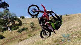RANDOM DIRT BIKE MUPPETRY! Cross Training Enduro