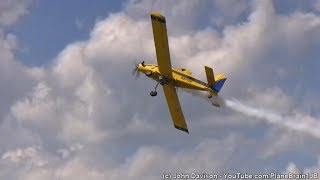 2017 New York Airshow - Air Tractor AT-206 Demo