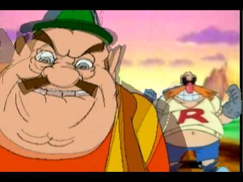 Robotnik is Hoss