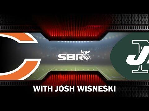 Chicago Bears vs New York Jets NFL Week 3 Monday Night Football Preview w/ Wiz Sports, Loshak
