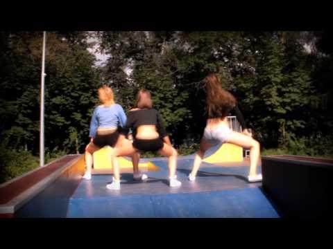 Pop Up Dance Team - 1, 2 step by Ciara (reggaeton rmx) - reggaeton fusion choreo by Jane Kornienko