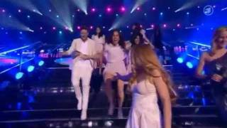 ♥Eurovision 2011 final ♥ ASERBAiDSCHAN ♥ Ell & Nikki - Running Scared