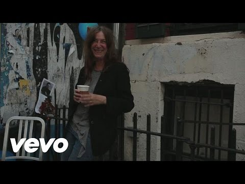 Patti Smith - Patti Smith &quot;Outside Society&quot; EPK