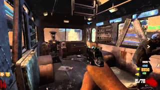 Black Ops 2 - Zombie Mode (Tranzit) #Runde 18 : Der Strom-Zombie