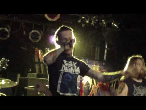 Carnifex-Hell Chose Me and My Heart In Atrophy LIVE!!! Video