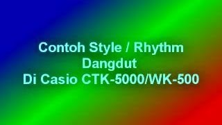 Download Lagu Contoh Style/Rhythm Dangdut Di Casio CTK-5000/WK-500 Gratis STAFABAND