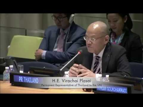 Preview Thailand's Platform for Security Council from our #UNSCELections Debates