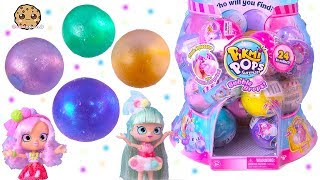 Pikmi Pops Bubble Drops Surprise Blind Bag Balls with Shopkins Shoppies !