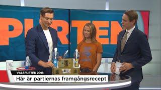 Valspurten: Sverigedemokraterna - Nyheterna (TV4)