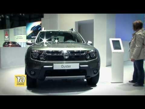 Dacia Duster VS Renauit Duster. Найди 10 отличий