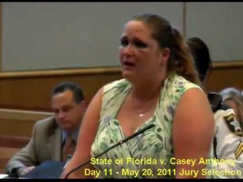 Woman Jailed After Outburst During Casey Anthony Jury Selection (FULL VIDEO)