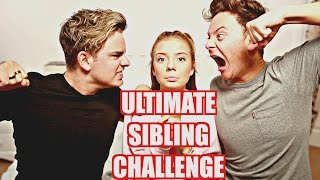 Download Lagu ULTIMATE SIBLING CHALLENGE Gratis STAFABAND