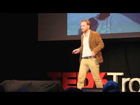 The Arctic Paradox | Tobias Thorleifsson | TEDxTrondheim