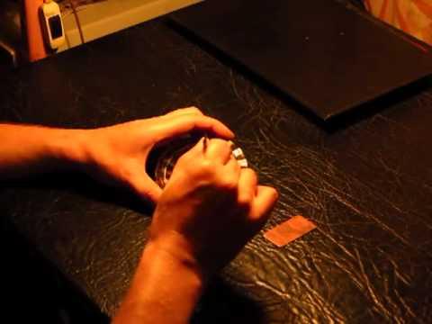 Самая простая полировальная паста The simplest polishing paste