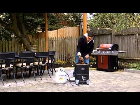 Video Review: Char-Broil Big Easy Oil-Less Turkey Deep Fryer