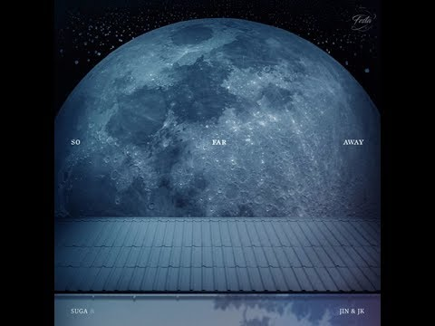 [Audio] BTS Suga – So Far Away (feat. Jin & Jungkook)