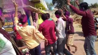 Holi Dance by ABHAY RAJ SINHA