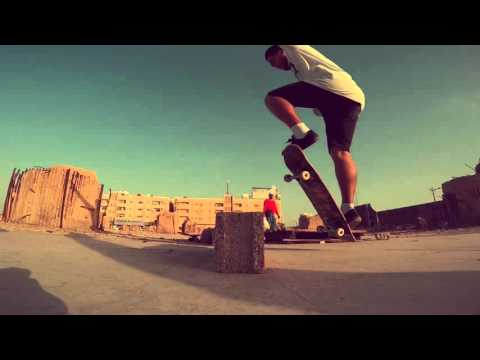 People of Saudi Arabia : Featuring Dammam khobar skate crew
