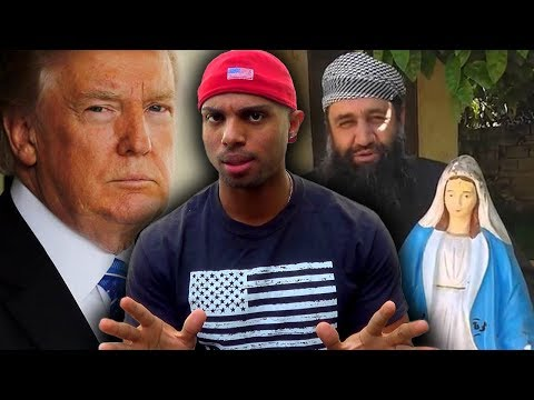 How are trump's tweets anti-Muslim? - They're not and here's why
