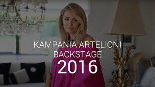 Małogorzata Socha & Artelioni - backstage