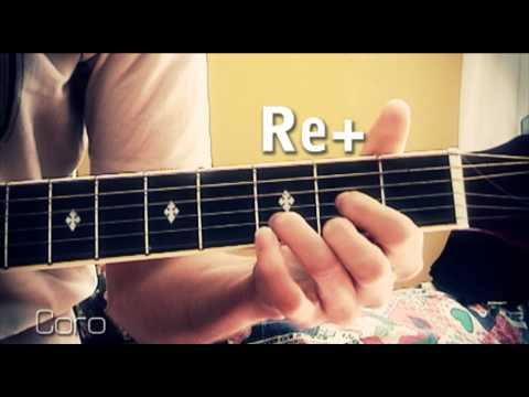 Comenzar De Nuevo - Jhovan Tomasevich - Acordes De Guitarra video