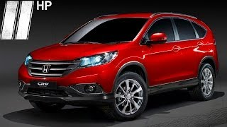 2hp: Honda CR-V (2014) compact SUV review