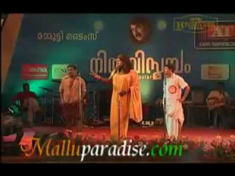 Super Comedy Malayalam Comedy Stage Show (mallulive).wmv video