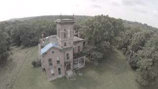 Sauer Castle 10 min no edit flight footage