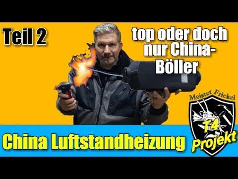 China Luftstandheizung top oder flop deutsch