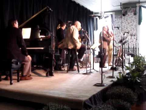 MARTY GROSZ and the HOT WINDS (Sept. 2007):