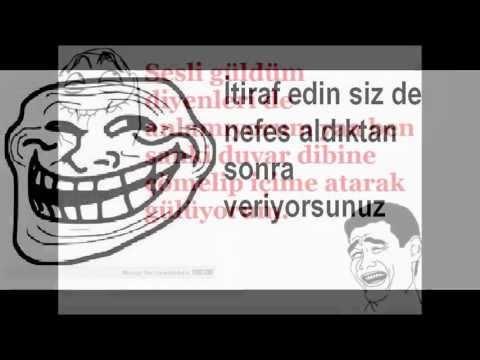 komik troll espirileri 2 youtube