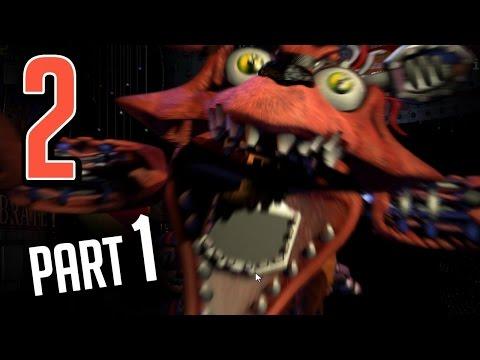 FIVE NIGHTS AT FREDDY'S 2 - Walkthrough / Playthrough / Gameplay - (NIGHT 1)