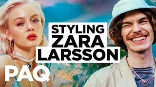 Styling Zara Larsson in NYC! | PAQ Ep #75 | A Show About Streetwear and Fashion