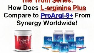 How Does L Arginine Plus Compare to ProArgi 9 Plus