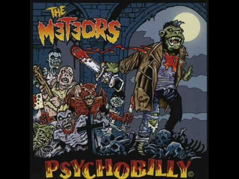 The Meteors - Fuck Like A Beast (Fight Like An Animal) Video