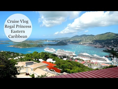 Cruise Vlog | Regal Princess Eastern Caribbean 2015