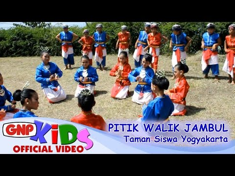 Pitik Walik Jambul - Taman Siswa Yogyakarta