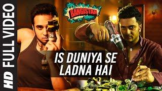 'Is Duniya Se Ladna Hai' FULL VIDEO Song | Bangistan | Riteish Deshmukh, Pulkit Samrat