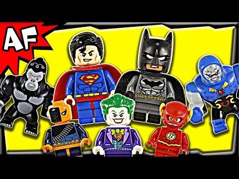 Lego DC Comics Minifigures 2015 Complete Collection