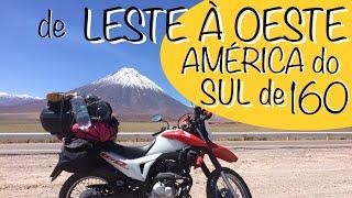 Viagem de Bros e Fan - 7.161km de SP ao Pacífico - ARGENTINA - CHILE