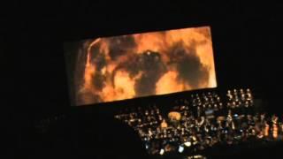 Ciné Concert Live du Seigneur des anneaux : La communauté de l'anneau - Le Pont de Khazad-dûm